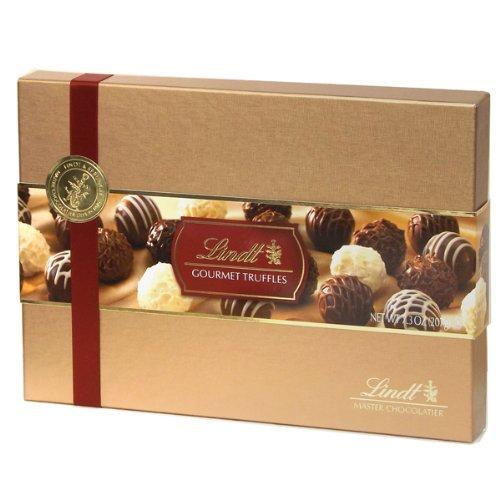 Lindt Gourmet Truffles リンツ グルメトリュフ ギフトボックス 206g [並行輸入品]