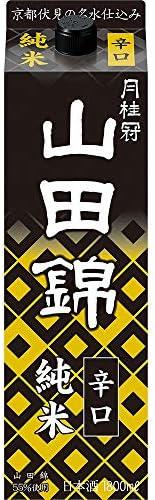 月桂冠 山田錦純米パック [ 日本酒 京都府 1.8L ]