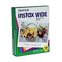 Fujifilm 20-INS60KIT Instax Wide Film 60 Image Kit [並行輸入品]
