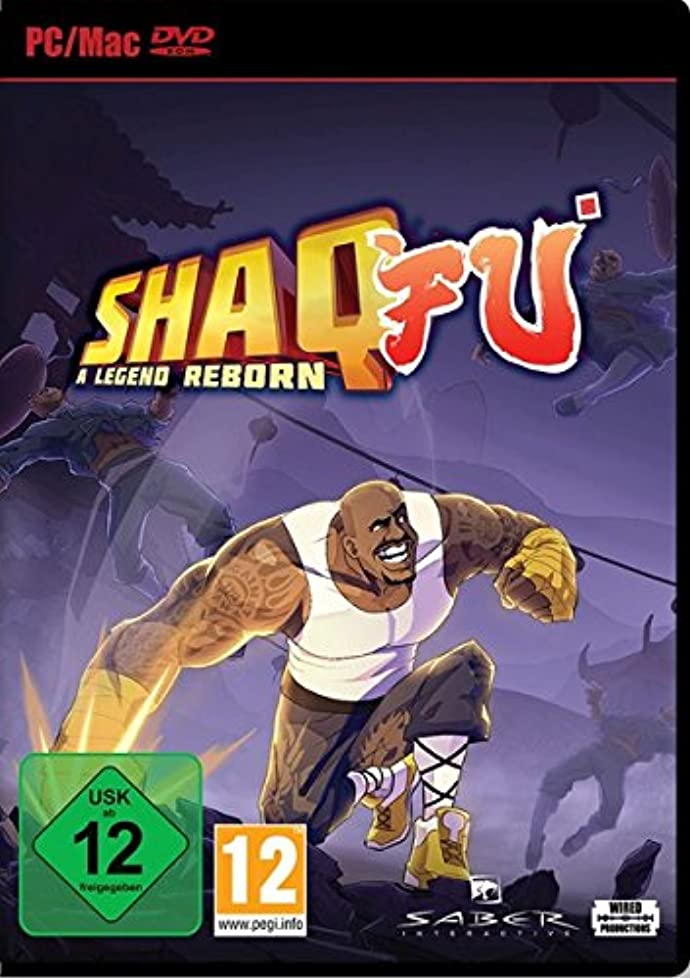 ジョージエリオットアシスタントアロングShaq Fu: A Legend Reborn (PC DVD) (輸入版)