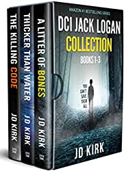 The DCI Jack Logan Collection Books 1-3: A Scottish Crime Fiction Series (DCI Jack Logan Collected Editions Bo