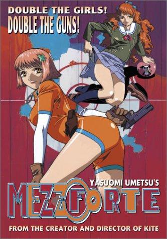 Mezzo Forte [DVD] [Import]