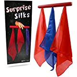 The Surprise Silks aka Acrobatic Silks - Magic Trick by Magic Makers