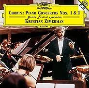 【Amazon.co.jp限定】ショパン:ピアノ協奏曲第1番・第2番 (2SHM-CD)(特典:クラシックロゴ入り ストーンペーパーコースター1枚)
