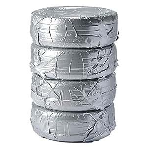 トクエ(徳重) コンプレックスフィット タイヤ保管袋(タイヤ圧縮袋) 15~20インチ用 TK-CFSV1