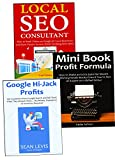 Side-Hustle Like a Boss (Part-Time Jobs/Businesses 2018): Earning Good Income Outside Your Day Job via SEO Consulting, Google Affiliate Marketing & Mini-Book Self-Publishing. (English Edition)