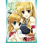 キャラクタースリーブコレクション 魔法少女リリカルなのはViVid 「ヴィヴィオ&フェイト」