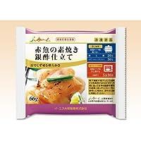 【冷凍介護食】摂食回復支援食 あいーと 赤魚の素焼き銀酢仕立て 66g