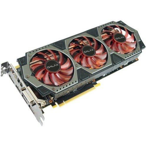 GALAX GeForce GTX 980グラフィックボード GF PGTX980-SOC/4GD5