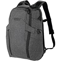 Maxpedition Unisex-Adult Entity 27 CCW-Enabled Laptop Backpack 27L for Covert Concealed Carry NTTPK27CH, Charcoal, One Size