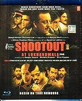 Shootout At Lokhandwala (Bollywood Movie / Indian Cinema / Hindi Film Blu ray Disc) [Blu-ray]