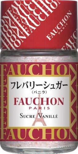 FAUCHON フレバリーシュガー バニラ 40g×5個