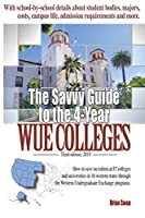 The Savvy Guide to the 4-Year WUE Colleges