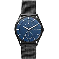 SKAGEN Men's SKW6450 Year-Round Analog-Digital Quartz Black Band Watch