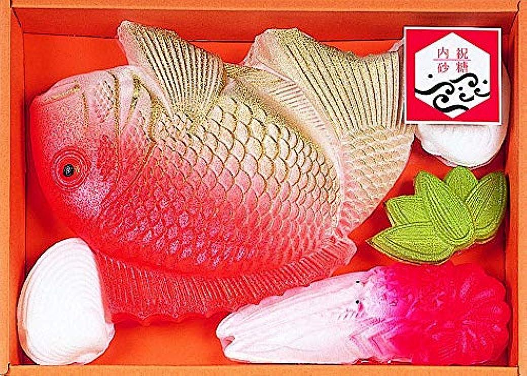 バーストセミナー確実成型上白糖 よろこび鯛 TA-150