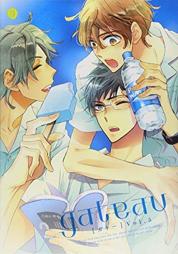 gateau Vol.5 (IDコミックス gateauコミックス)の詳細を見る