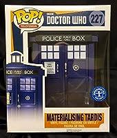 Funko - Figurine Doctor Who - Tardis Materialising Exclusive Pop 15cm - 0849803070250