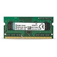 キングストン Kingston ノートPC用メモリ DDR3L 1600 (PC3L-12800) 4GB CL11 1.35V Non-ECC SO-DIMM 204pin KVR16LS11/4 永久保証