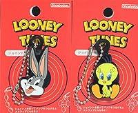 【シューバッジ 】ルーニー・テューンズ shoebadge バッグス・バニー トゥイーティー クロックス (バッグス・バニー)