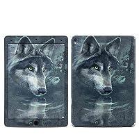 【Decalgirl】iPad Pro 9.7インチ用スキンシール【Wolf Reflection】