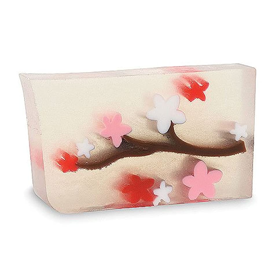 特異性ケーキコンサルタントプライモールエレメンツ アロマティック ソープ さくら 180g 植物性 ナチュラル 石鹸 無添加