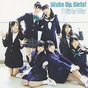 7 Girls War[CD+DVD][イベント優先申込券付]