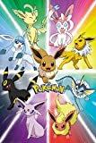ポケモン ポスター エボリューション 271 任天堂 Pokémon FP4426