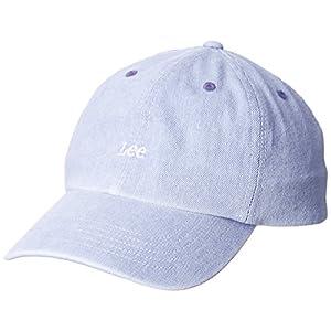 [リー] Leeロゴ インディゴキャップ LA0270 淡色ユーズド 日本 M (日本サイズM相当)