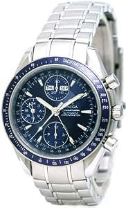 [オメガ]OMEGA 腕時計 OMEGA スピードマスター デイト 3222.80 メンズ [並行輸入品]