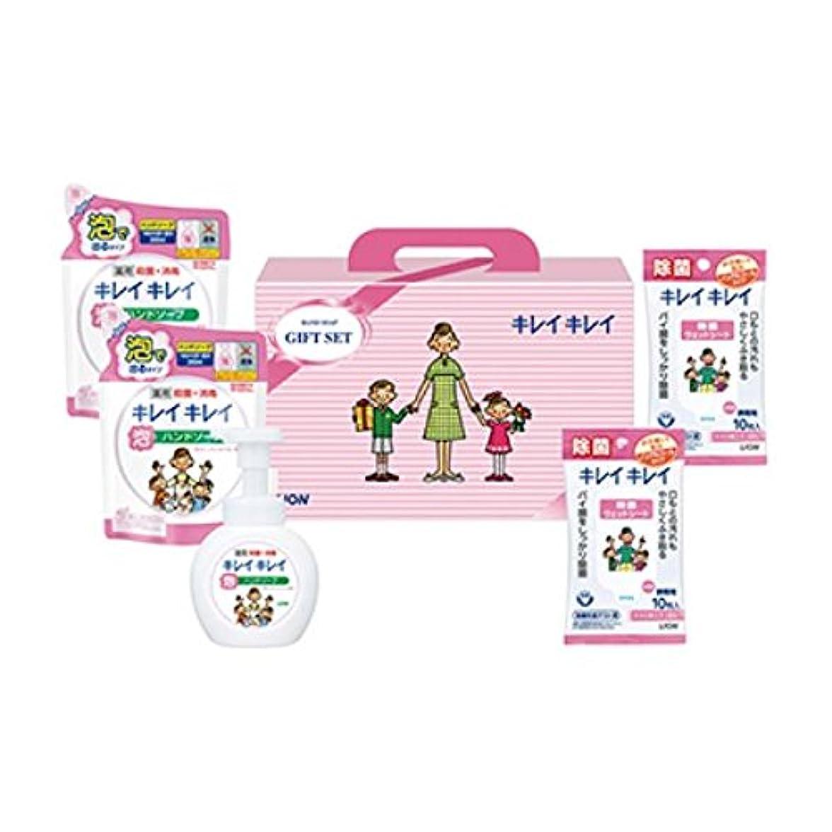 タウポ湖ハドルバケツライオン キレイキレイギフトセット【B倉庫】