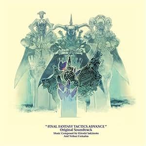 FINAL FANTASY TACTICS ADVANCE Original Soundtrack