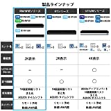 シャープ AQUOS ブルーレイレコーダー 500GB 2チューナー BD-NW520