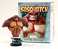 Sasquatch Mini Bust by Bowen Designs