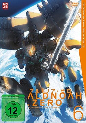 Aldnoah.Zero - 2.Staffel - DVD 6: Deutsch