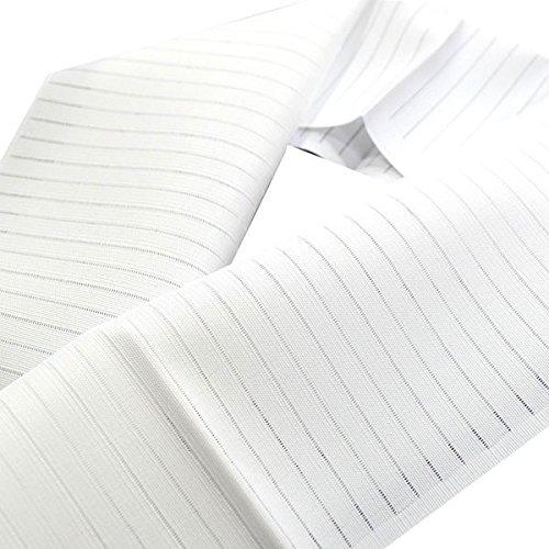 HESAKA[ヘサカ] 半襟 女性 半衿 白 2タイプ/2(夏用・絽)