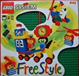 LEGO (レゴ) 4145 FreeStyle Play Case ブロック おもちゃ (並行輸入)