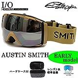 SMITH(スミス) スミス ゴーグル I-O アーリーモデル AUSTIN AC クロマポップ サンプラチナムミラー(ハイコントラストレンズ) Smith 17-18 ゴーグル アジアンフィット