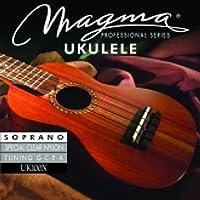 MAGMA STRINGS UK100NB Black Nylon ソプラノ用ウクレレ弦