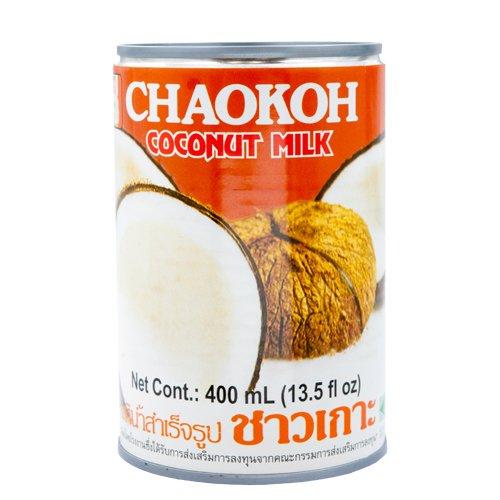 ココナッツミルク チャオコー 400ml 1缶 アールティー CHAOKOH タイ産 業務用