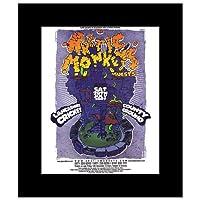 ARCTIC MONKEYS - Lancashire Cricket Ground 2007 Mini Poster - 31.8x25.4cm