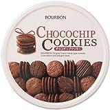 【BLOIS】 ブルボン缶入チョコチップクッキー