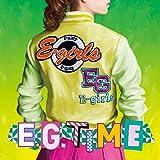 【Amazon.co.jp限定】E.G. TIME(CD+Blu-ray)(ビジュアルシート付き)