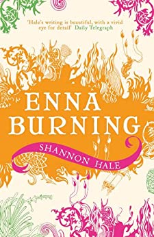Enna Burning (Books of Bayern) by [Hale, Shannon]