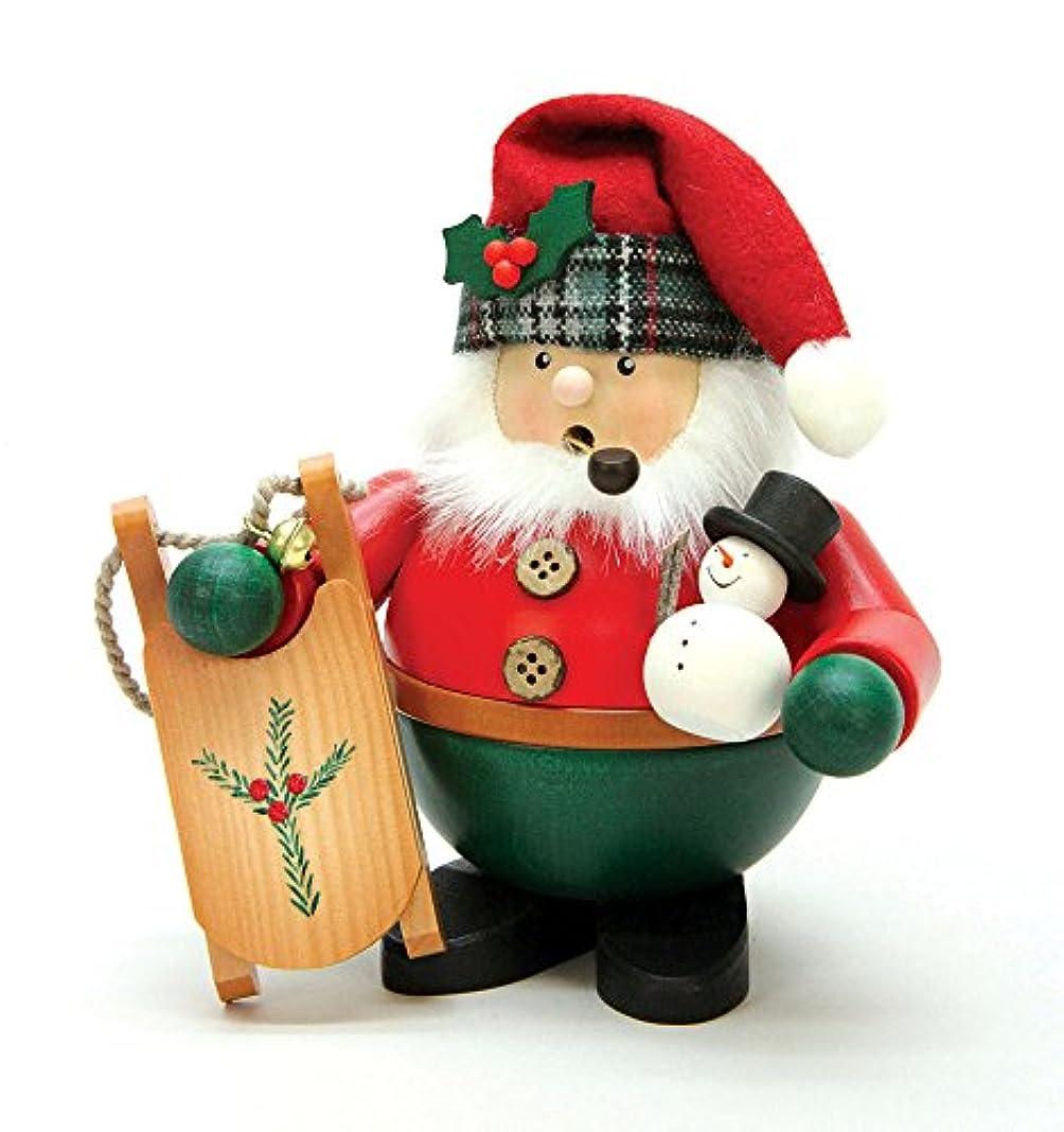 先のことを考える手荷物めったにクリスチャンウルブリヒトSmoker – Santa with Sled