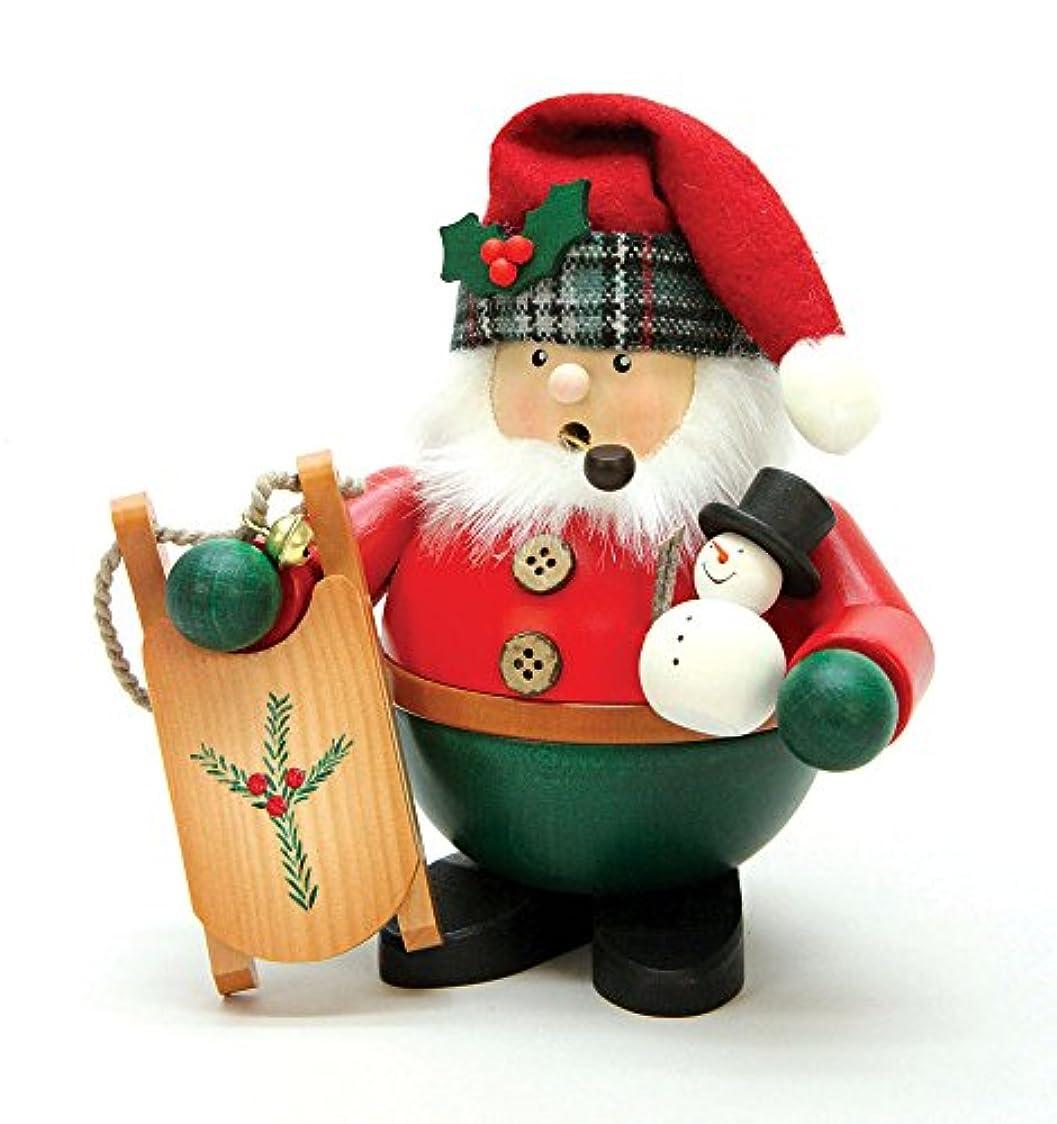 クリスチャンウルブリヒトSmoker – Santa with Sled