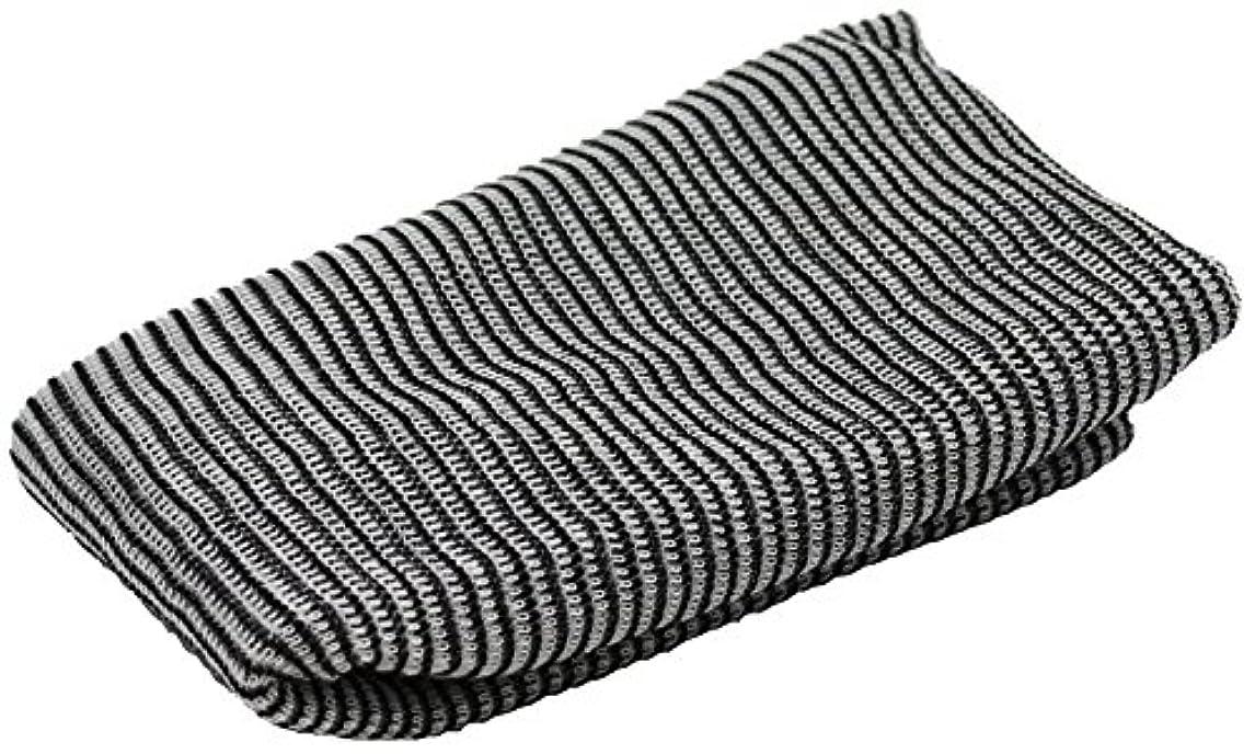 小久保 『少量の石けんでもたっぷり泡立つ』 ガチMENボディタオル 約20×110cm 3566
