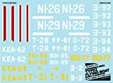 1/144 川西 H8K2 二式飛行艇 十二型 「空の戦艦」 [アシタのデカール]