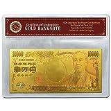 24K 純金箔1万円札レプリカ GOLD Newバージョン