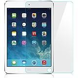 iPad mini 2 ガラスフィルム 強化ガラス 耐衝撃 防指紋 硬度9H 高透過率 気泡レス 自動吸着 日本旭硝子製…
