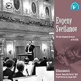 スヴェトラーノフ/ショスタコーヴィチ:オラトリオ「森の歌」、祝典序曲 [DVD]